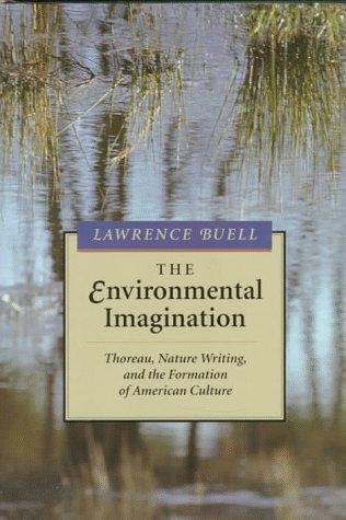 Download The environmental imagination