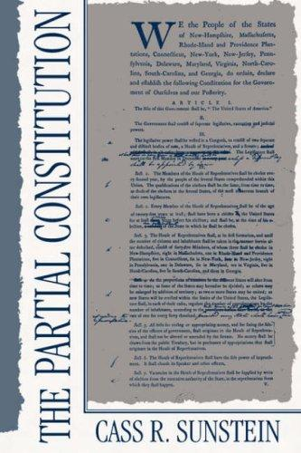 Download The Partial Constitution