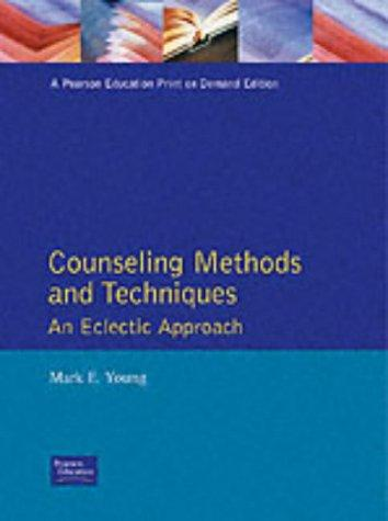 Counseling methods and techniques