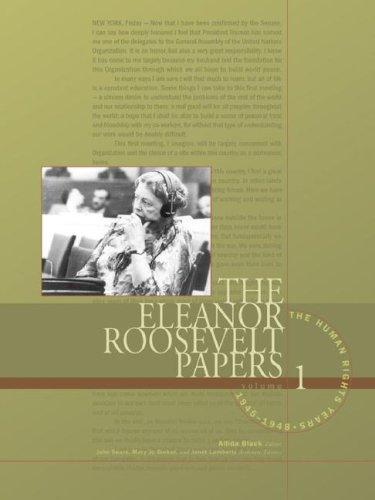 Download The Eleanor Roosevelt Papers