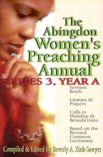 Download The Abingdon Women's Preaching Annual