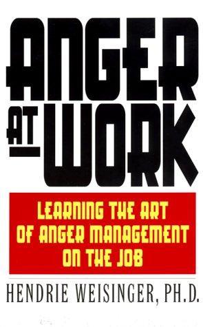 Download Anger at Work