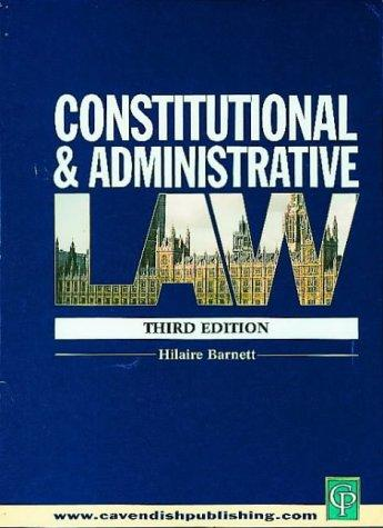 Download Constitutional and administrative law