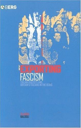 Exporting fascism