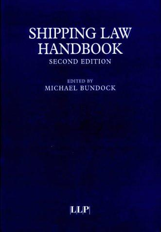 Shipping Law Handbook