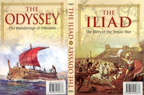 Download The Iliad and the Odyssey