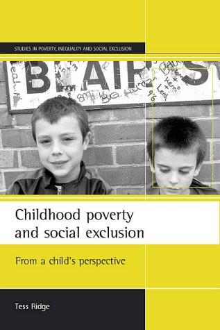 Download Childhood Poverty and Social Exclusion