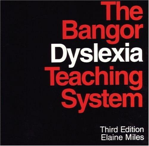 Download Bangor Dyslexia Teaching System