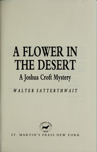 Download A flower in the desert