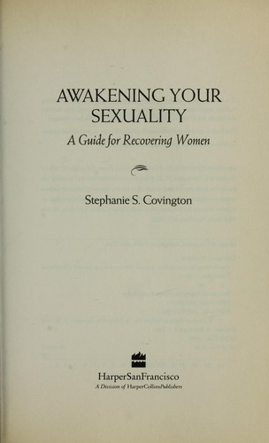 Download Awakening your sexuality