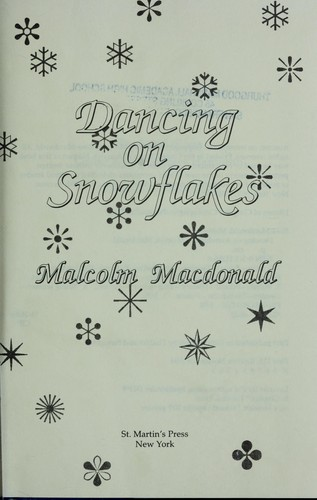 Download Dancing on snowflakes
