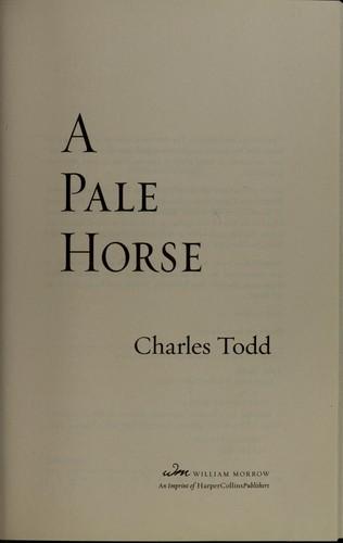Download A pale horse