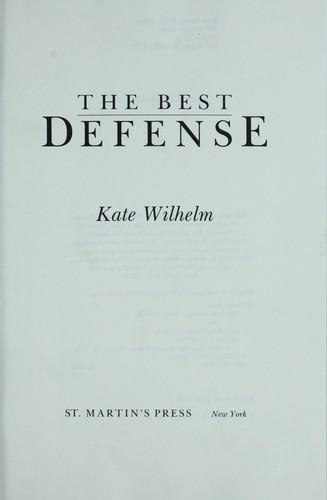 Download The best defense