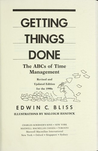 Download Getting things done