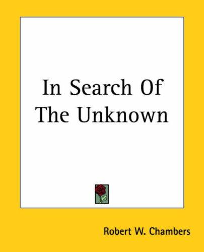 Download In Search Of The Unknown