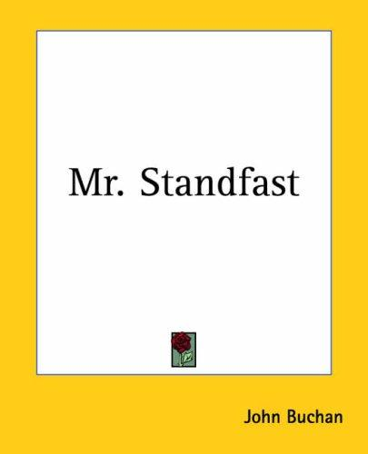 Download Mr. Standfast