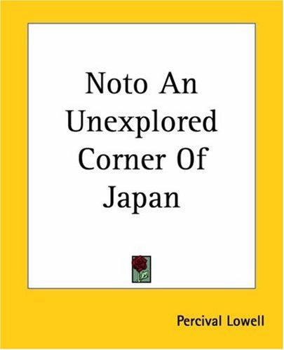 Noto An Unexplored Corner Of Japan