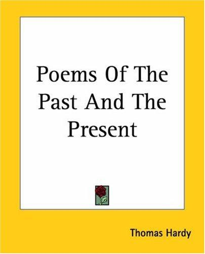 Download Poems Of The Past And The Present