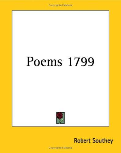 Download Poems 1799