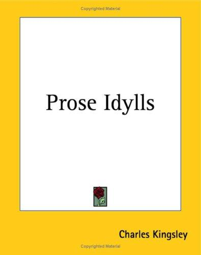 Download Prose Idylls