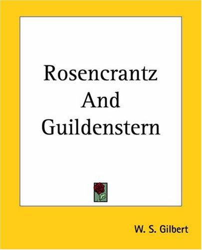 Download Rosencrantz And Guildenstern