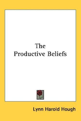 Download The Productive Beliefs