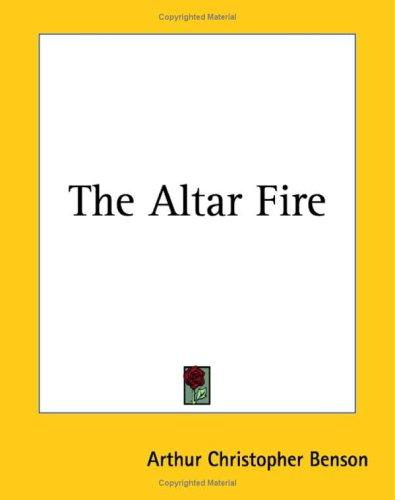 Download The Altar Fire