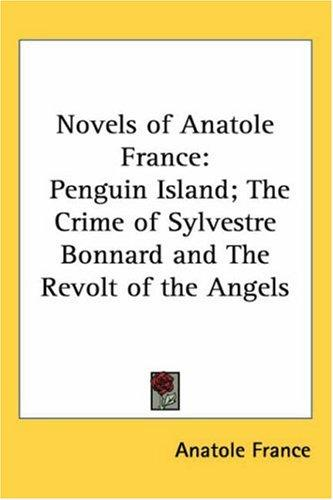 Download Novels of Anatole France