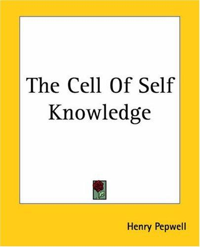 Download The Cell Of Self Knowledge
