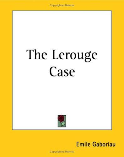 Download The Lerouge Case