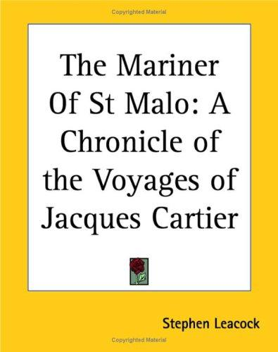Download The Mariner of St Malo