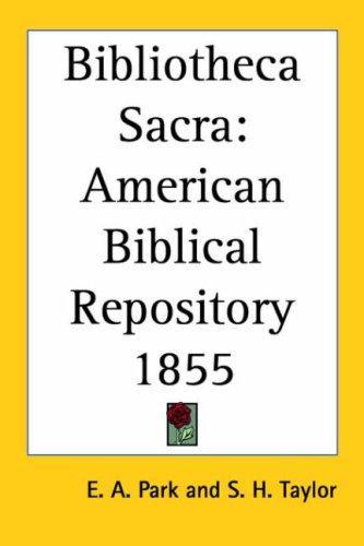 Bibliotheca Sacra