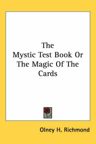 Download The Mystic Test Book Or The Magic Of The Cards