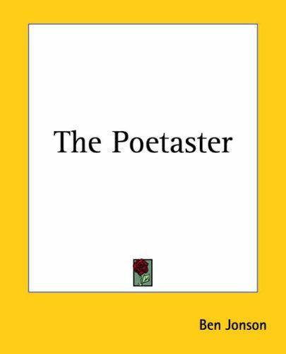 Download The Poetaster
