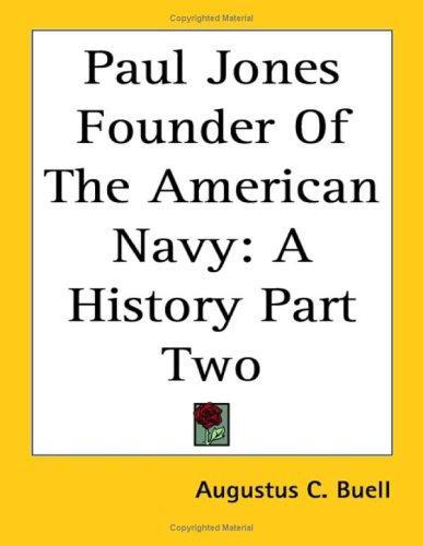 Download Paul Jones Founder of the American Navy