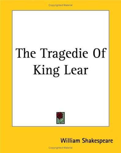 Download The Tragedie Of King Lear