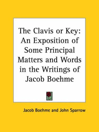 Download The Clavis or Key