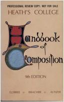 Heath's college handbook of composition
