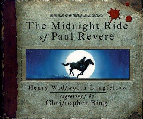 Download The midnight ride of Paul Revere