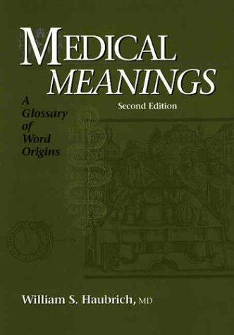 Download Medical Meanings