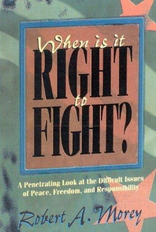 Download When is it Right to Fight