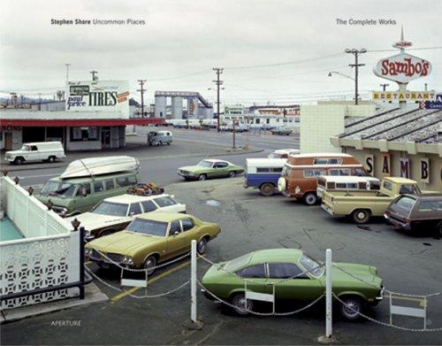 Image for Stephen Shore: Uncommon Places: The Complete Works