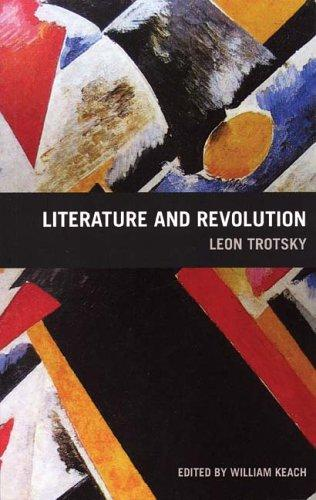 Download Literature and revolution