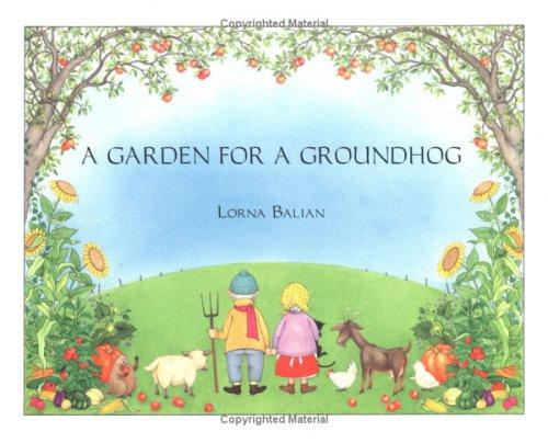 Download A garden for a groundhog