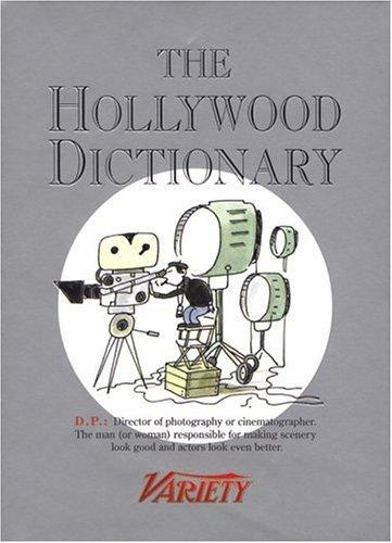 The Hollywood Dictionary, Gray, Timothy M.; Suares, J.C. (Illustrator)