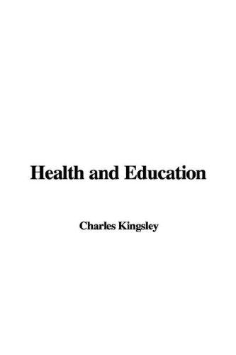 Download Health and Education