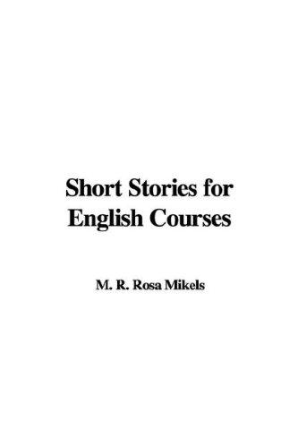 Download Short Stories for English Courses