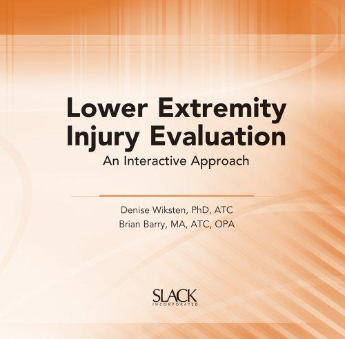 Download Lower Extremity Injury Evaluation