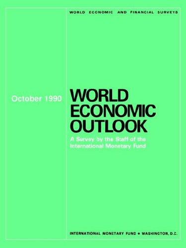 World Economic Outlook: October 1990