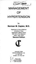 Download Management of Hypertension